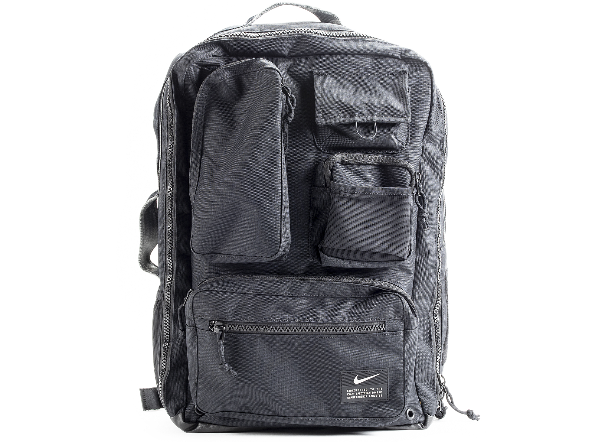 Nike Utility Elite Backpack in Black