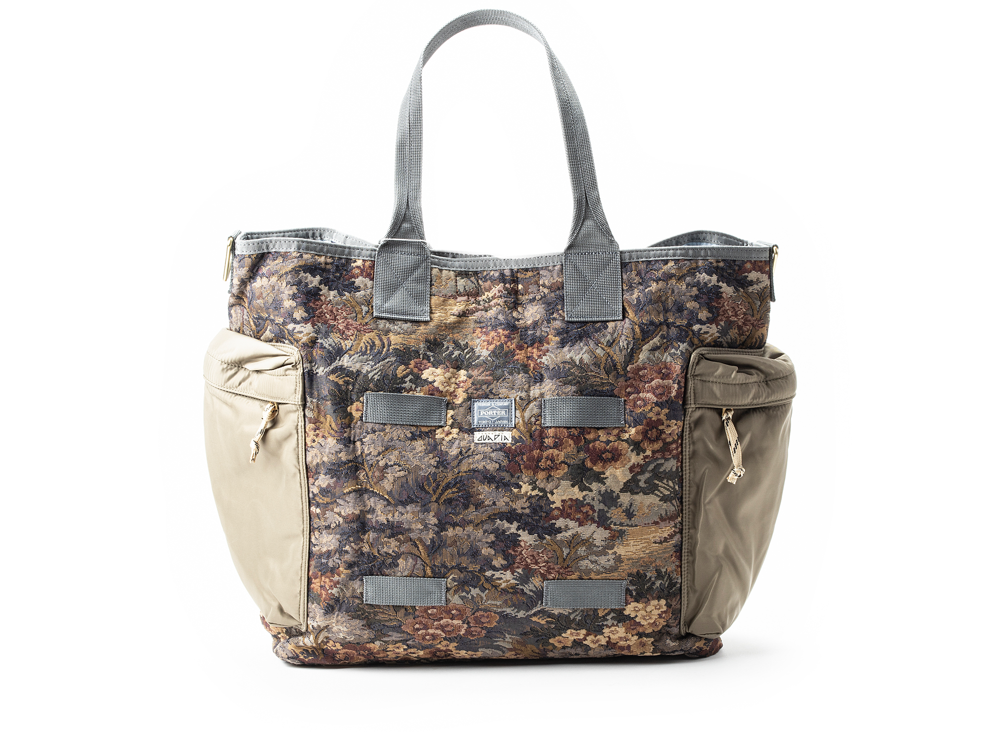 Ovadia & Sons 2-Way Tote Bag
