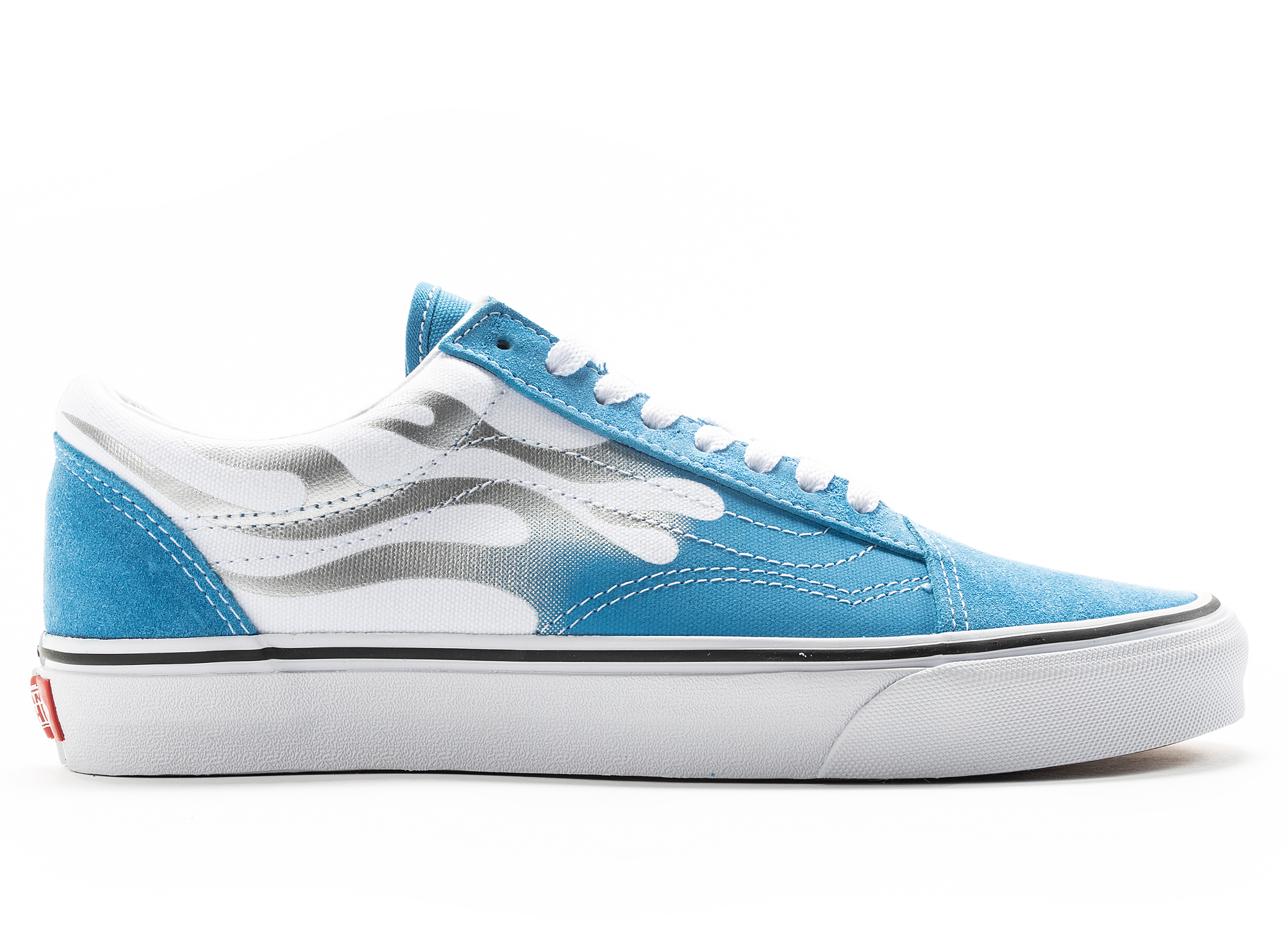 Vans Old Skool 'Blue Flame'