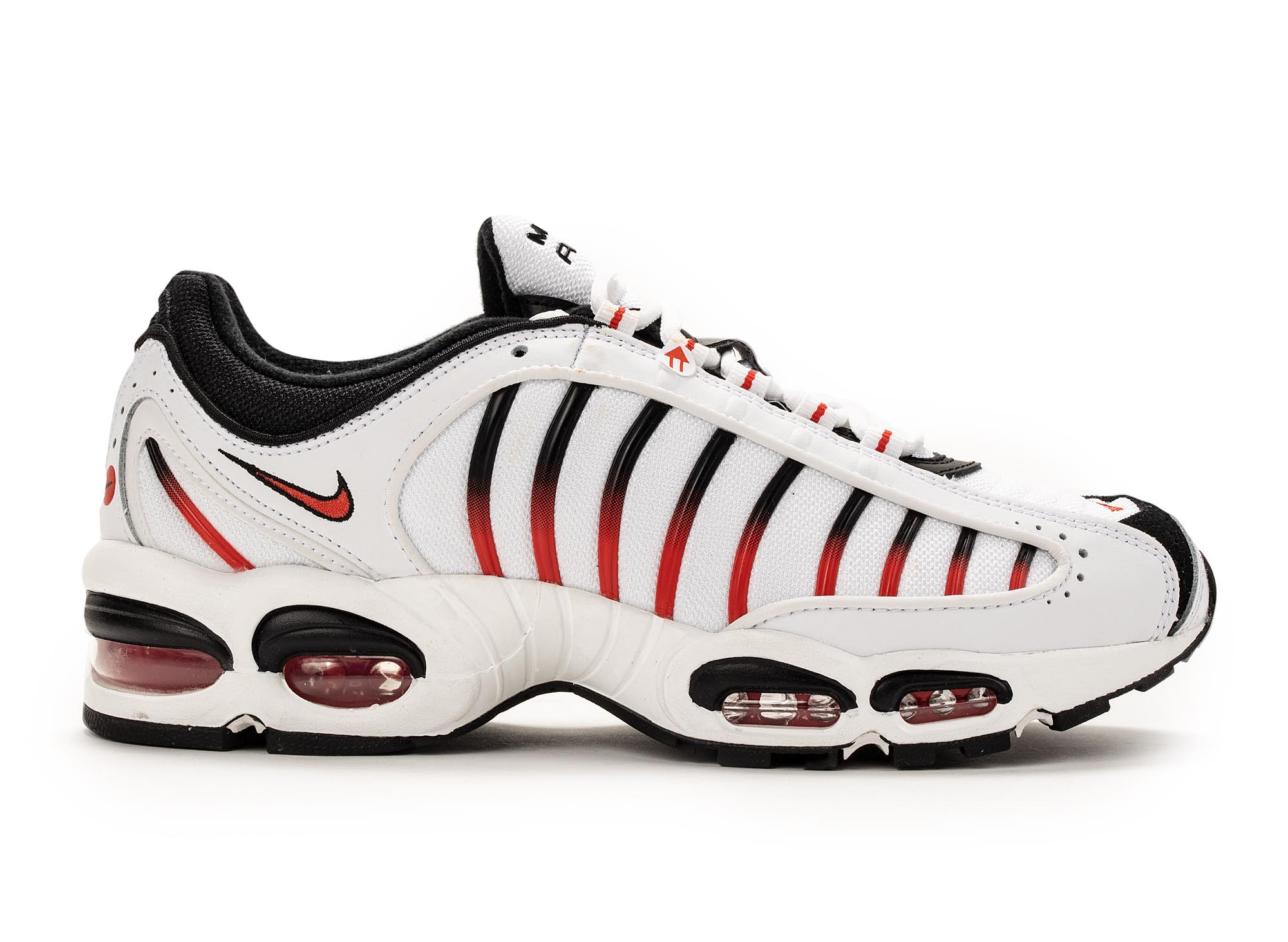 Nike Air Max Tailwind IV 'White/Habenero Red'