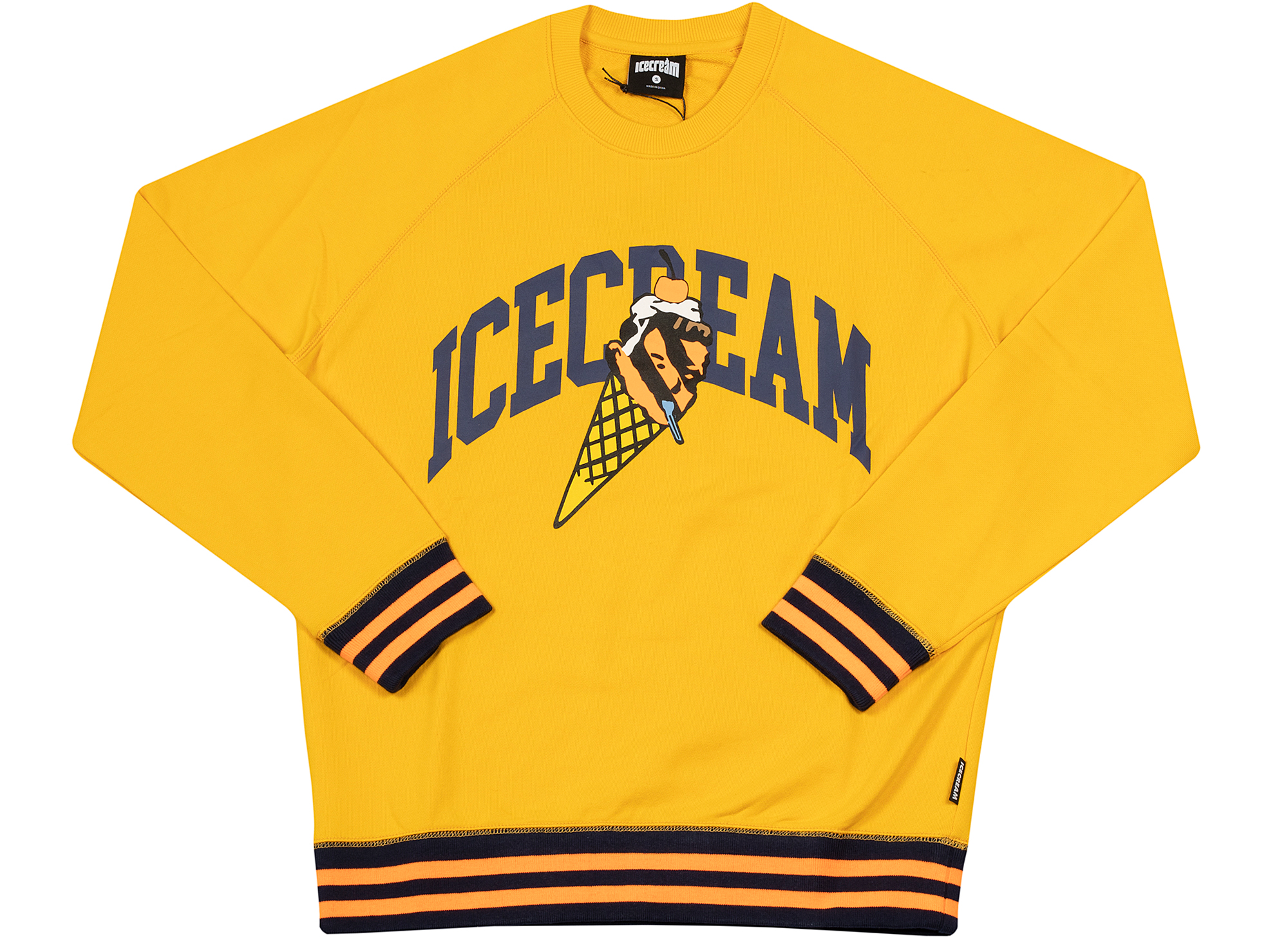 ICECREAM Snowbird Crewneck