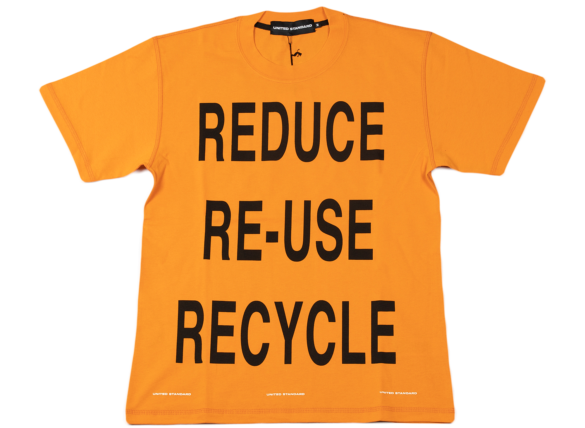 United Standard 'Virgil Abloh' Recycle T-Shirt