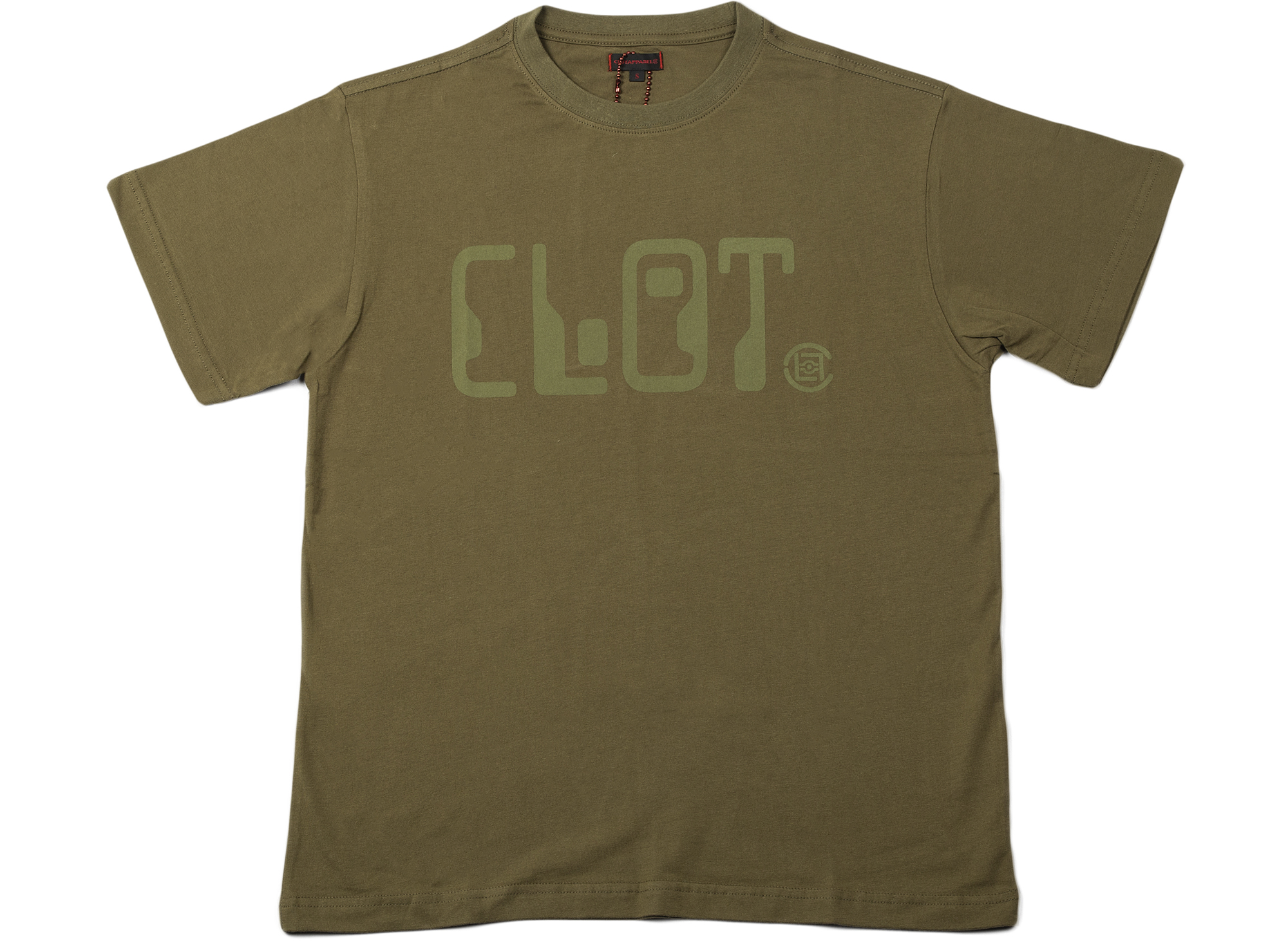 Clot Corben Dallas Font T-Shirt
