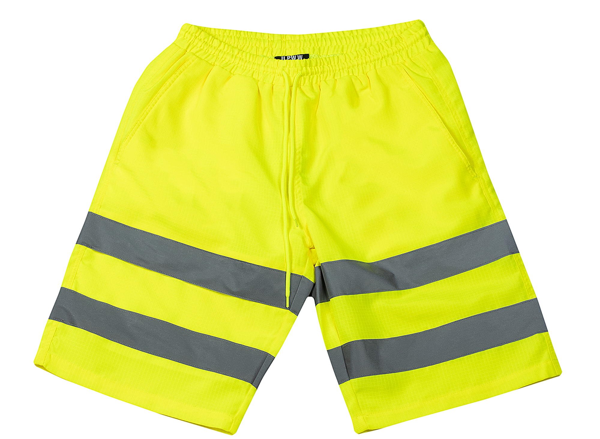 U.P.W.W. Safety Shorts in Yellow