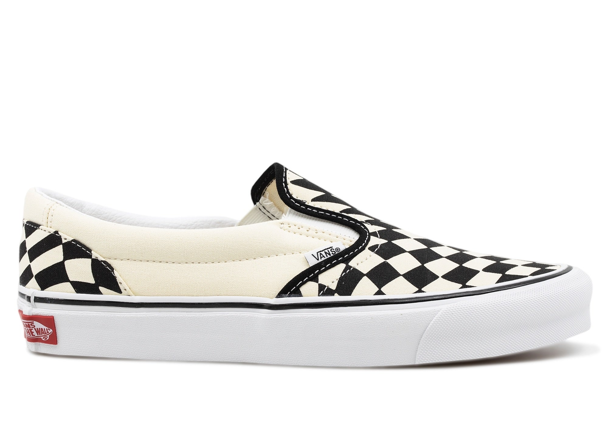 Vans Classic Slip-On Twist 'Warp Checker' xld