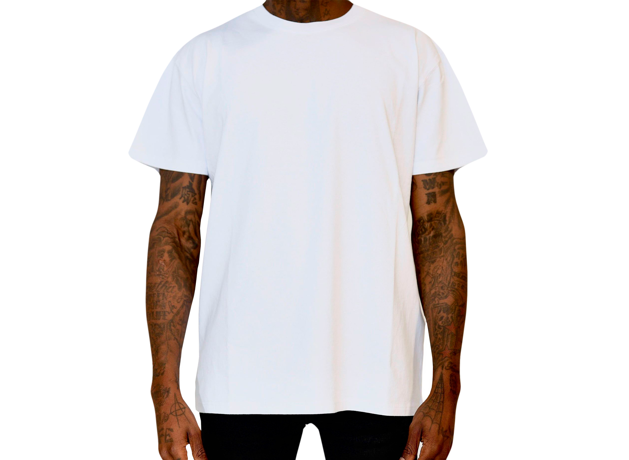 Oneness Riley Tee in Vintage White xld