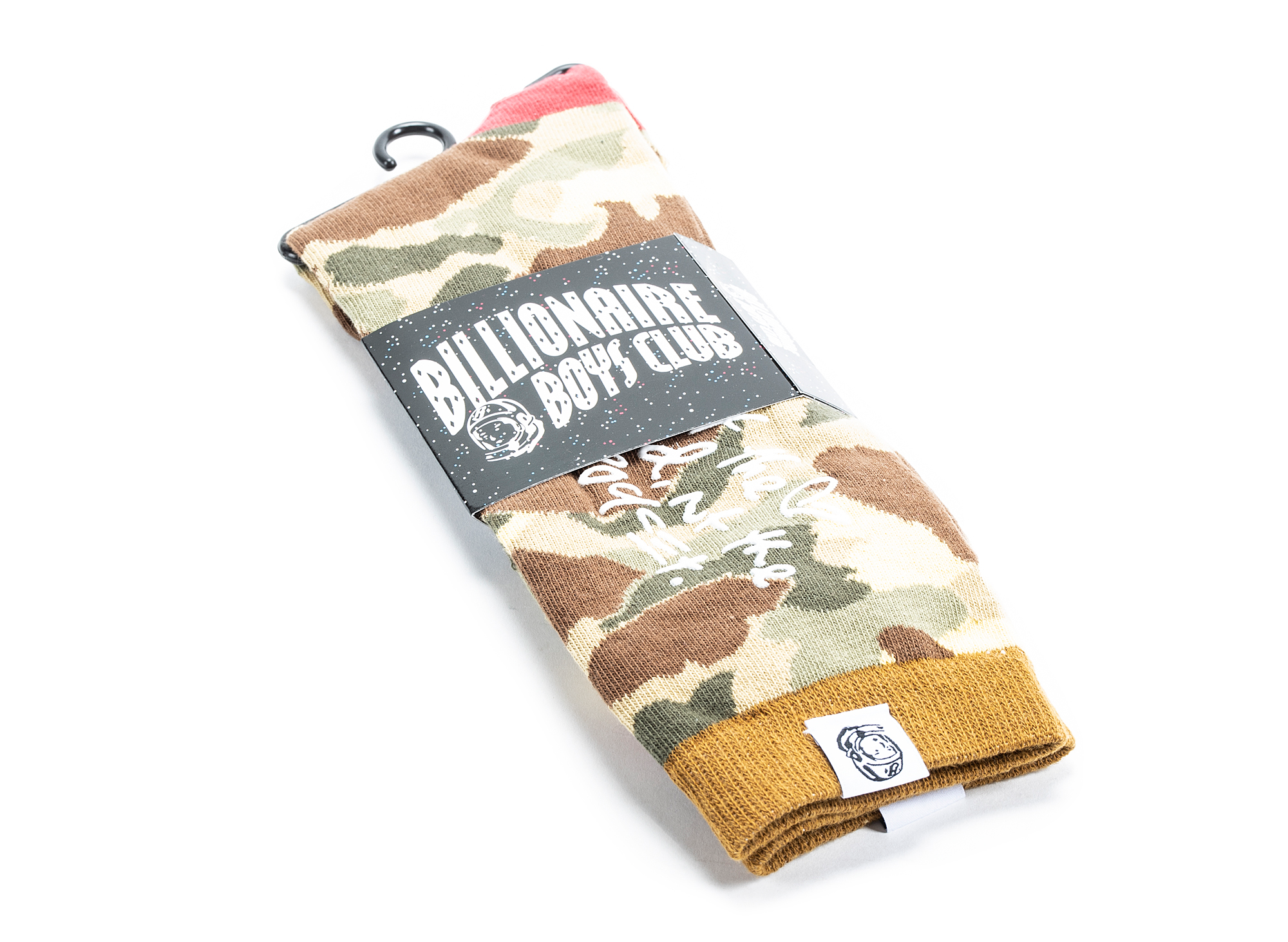 BBC BB Camo Socks xld