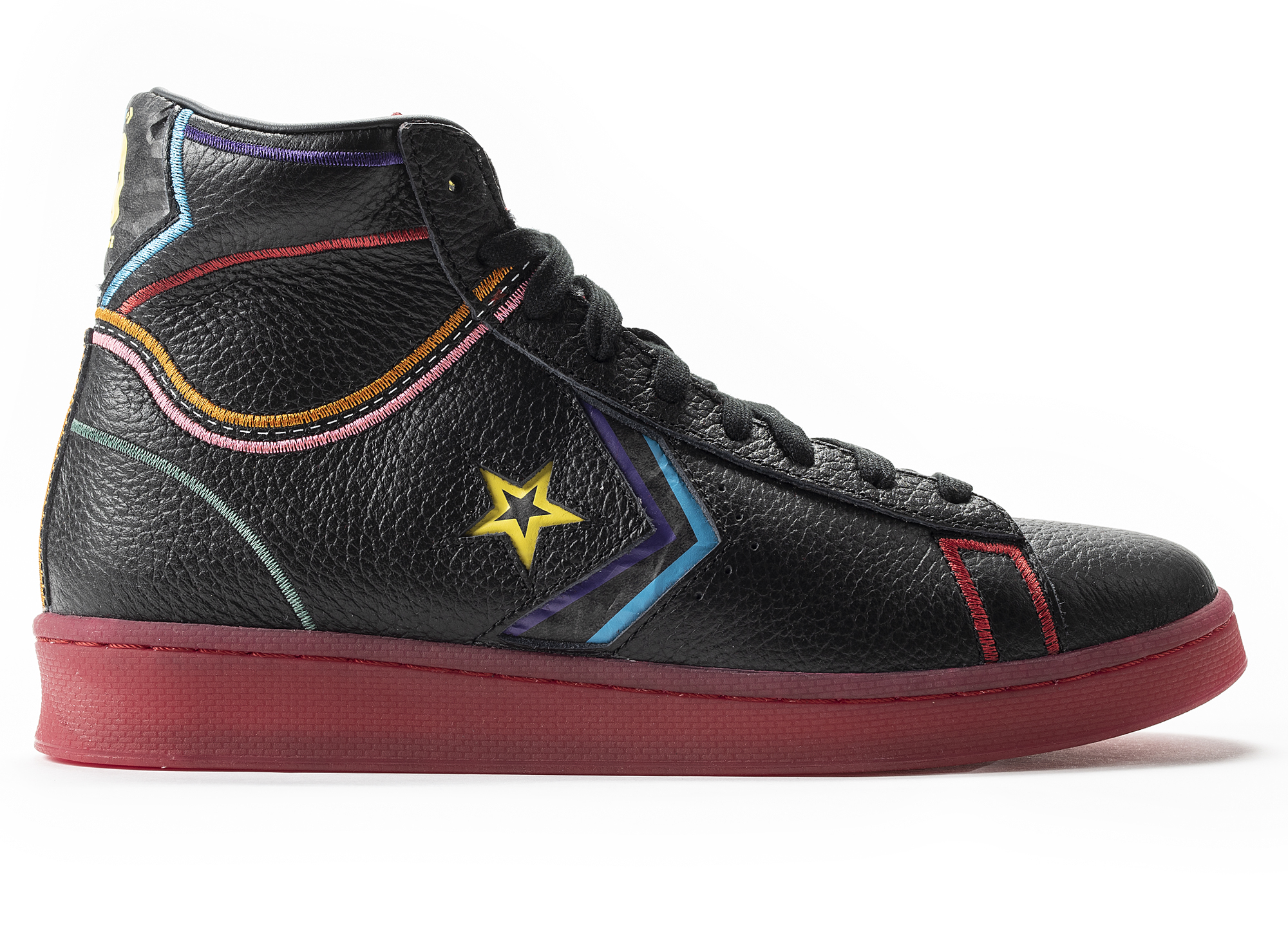 Converse Pro Leather Hi 'Chinese New Year'