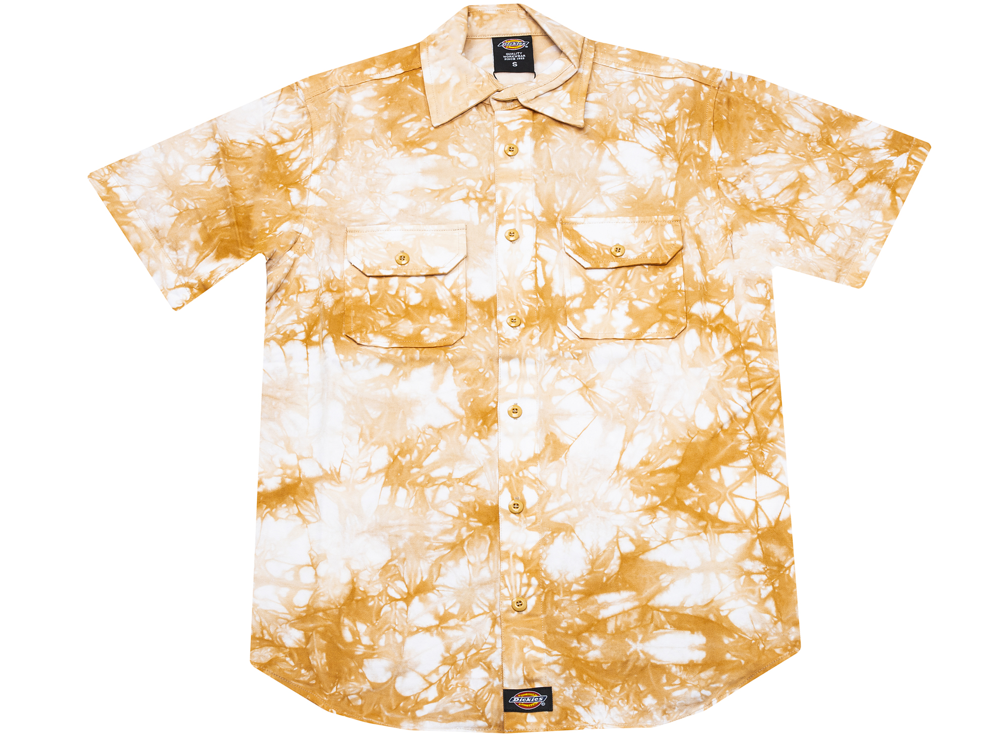 Clot x Dickies Dragon Tie Dye Work Shirt