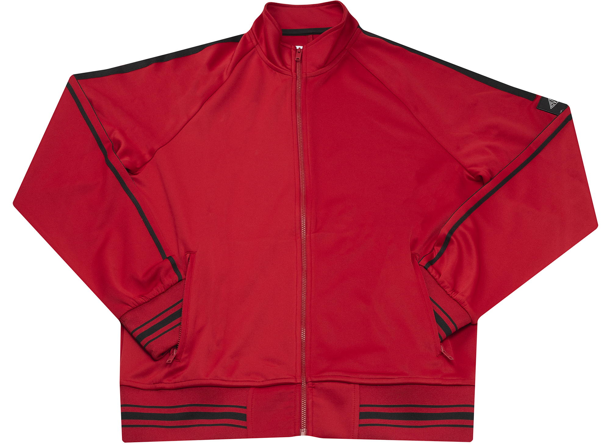Ovadia & Sons Ball Track Jacket 'Red'