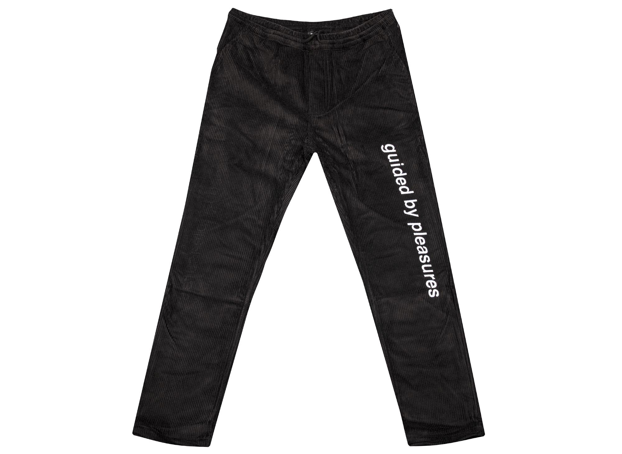 Pleasures Guided Corduroy Pants 'Black'
