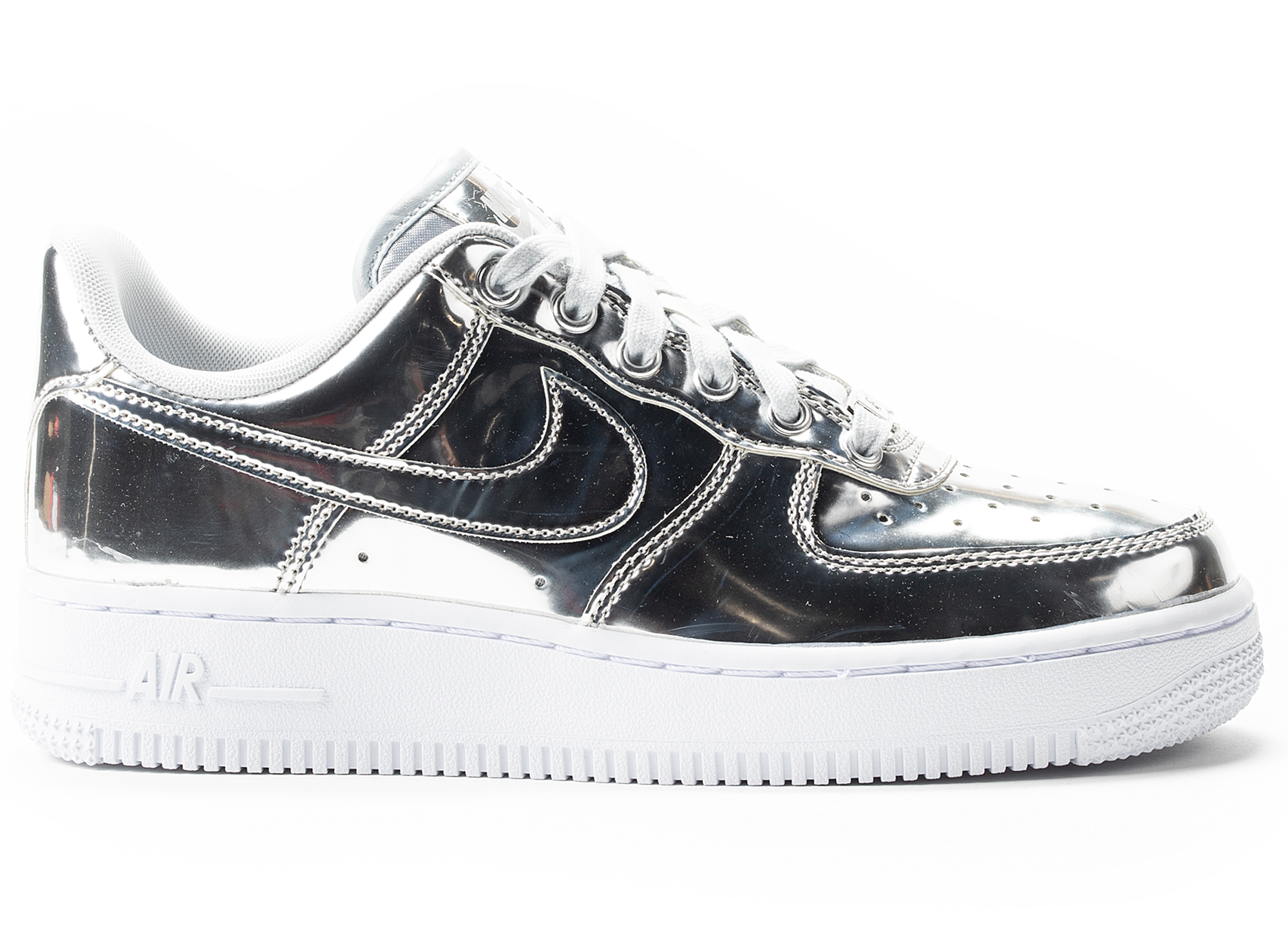 Women's Nike Air Force 1 SP 'Metallic Silver'