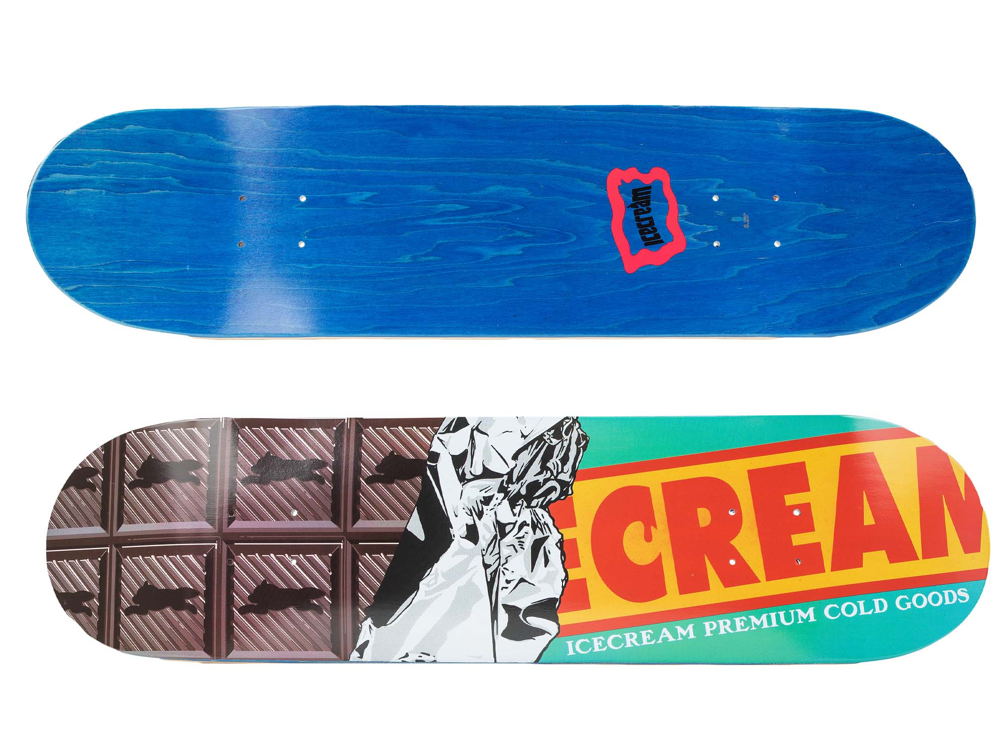 ICECREAM Bar Skate Deck