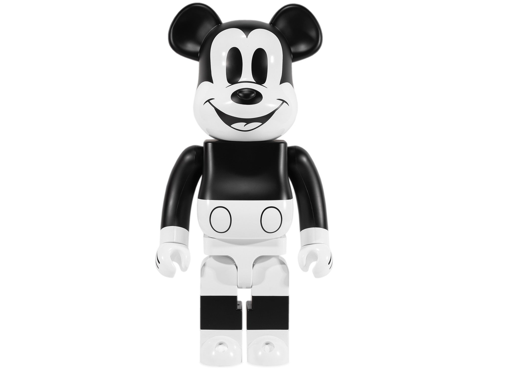Medicom Toy BE@RBRICK Mickey Mouse (B&W 2020 Ver.) 1000% xld
