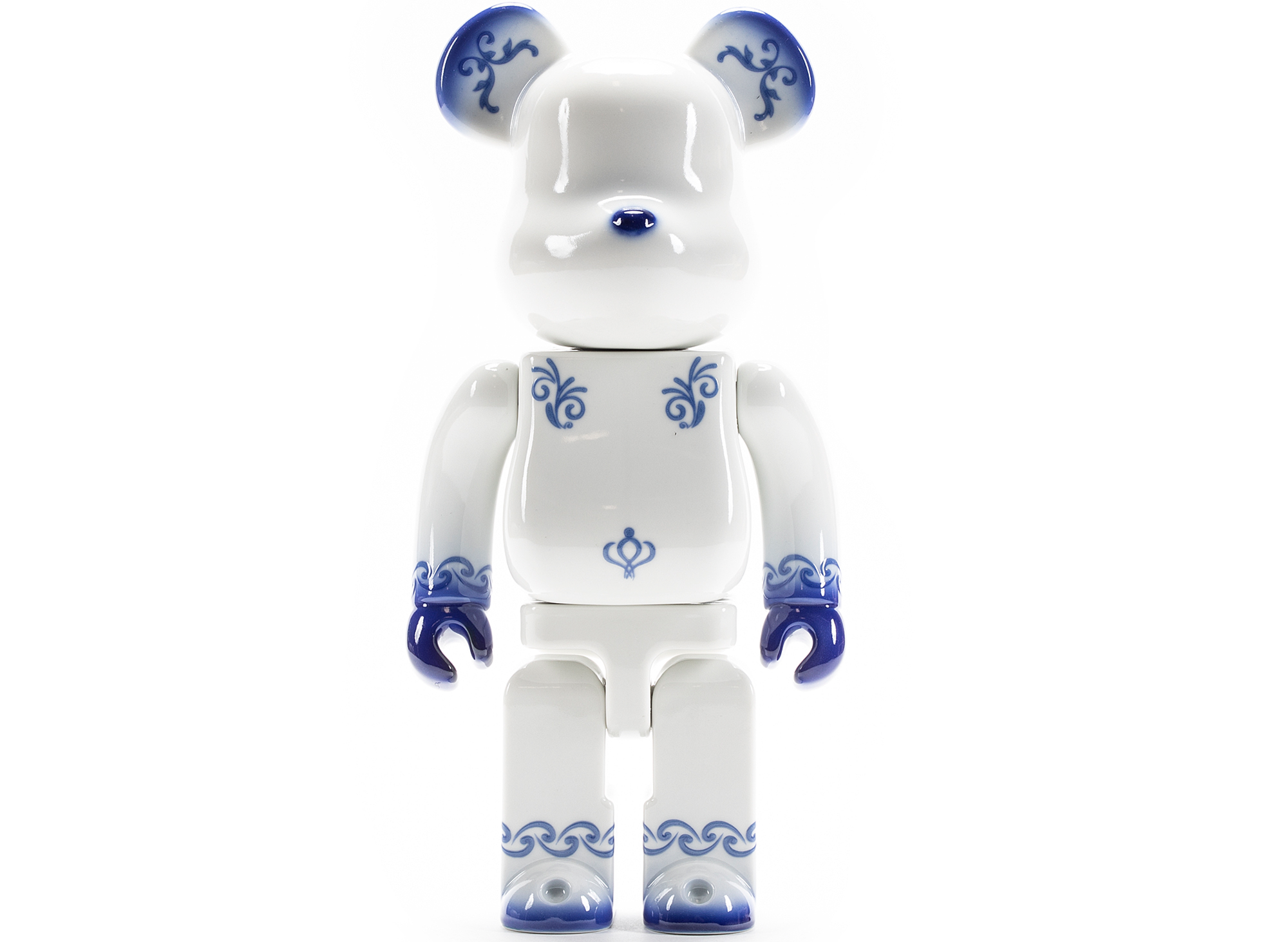 fragment design x Medicom Toy Bearbrick Kutani
