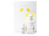 Ballon x Medicom Toy Bearbrick Aroma Ornament No.0 - Yellow
