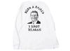 Born x Raised The Gipper L/S xld