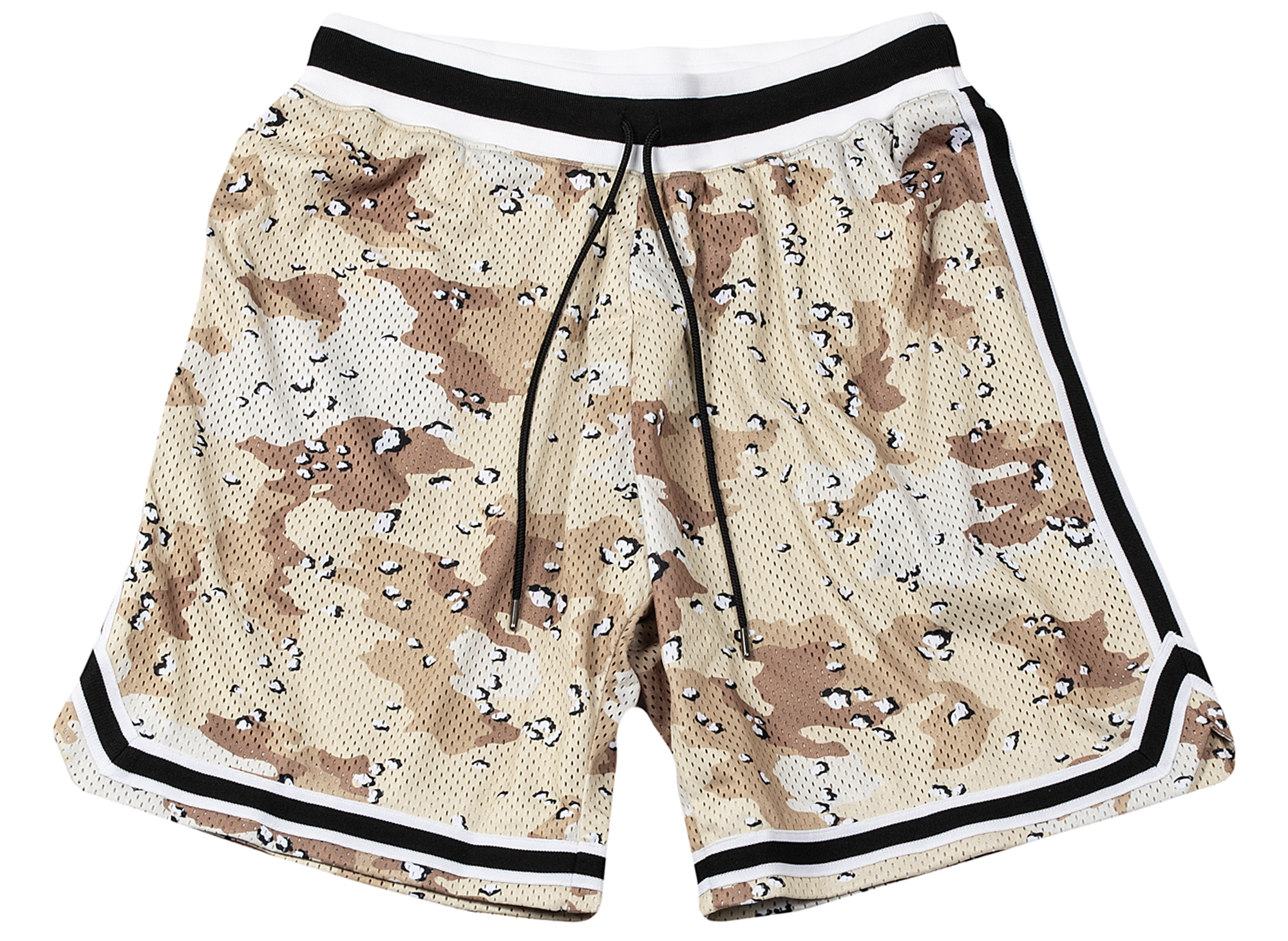 John Elliott Game Shorts 'Desert Camo' XLD