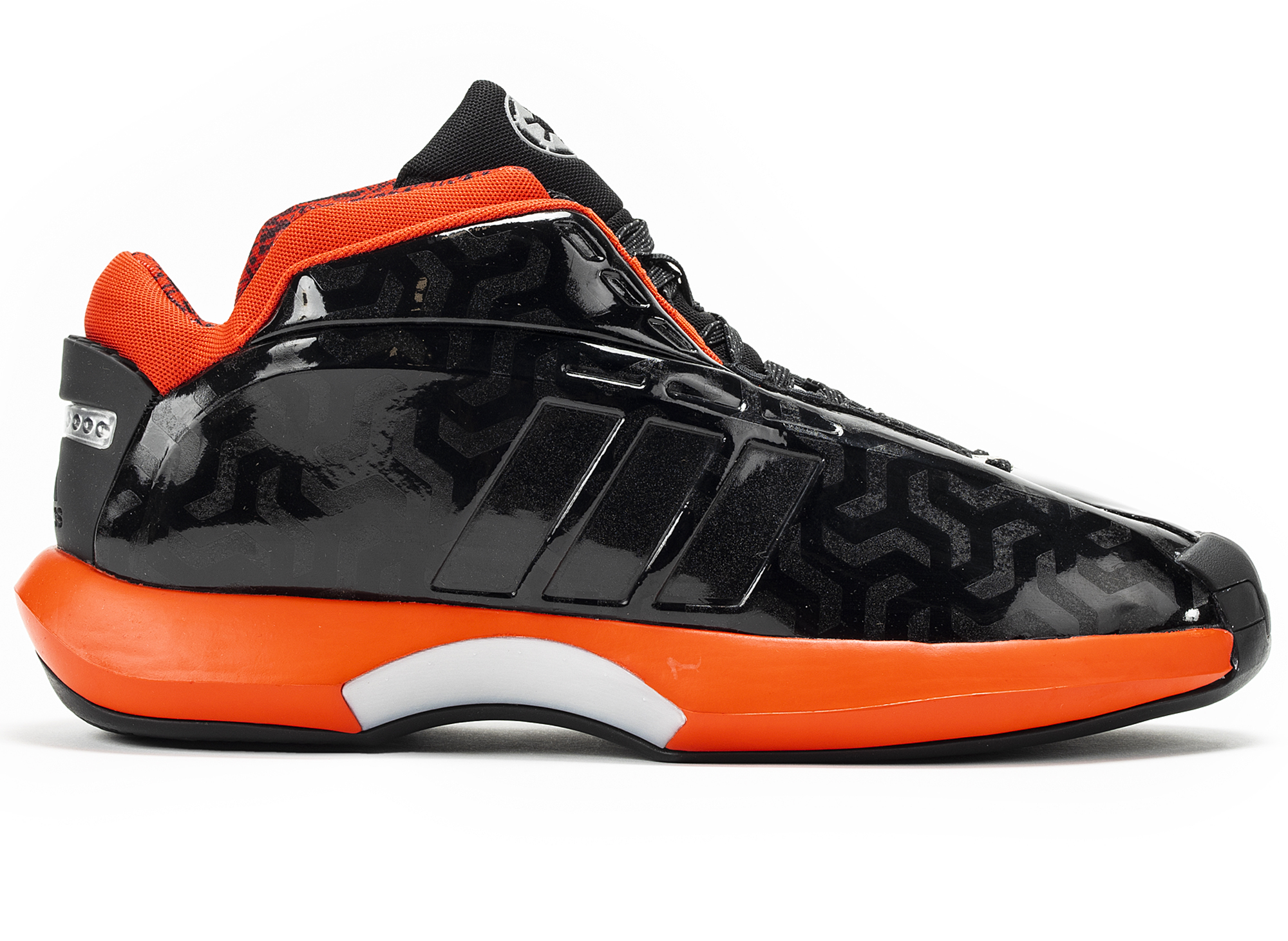 Star Wars x Adidas Crazy 1 'Darth Vader'