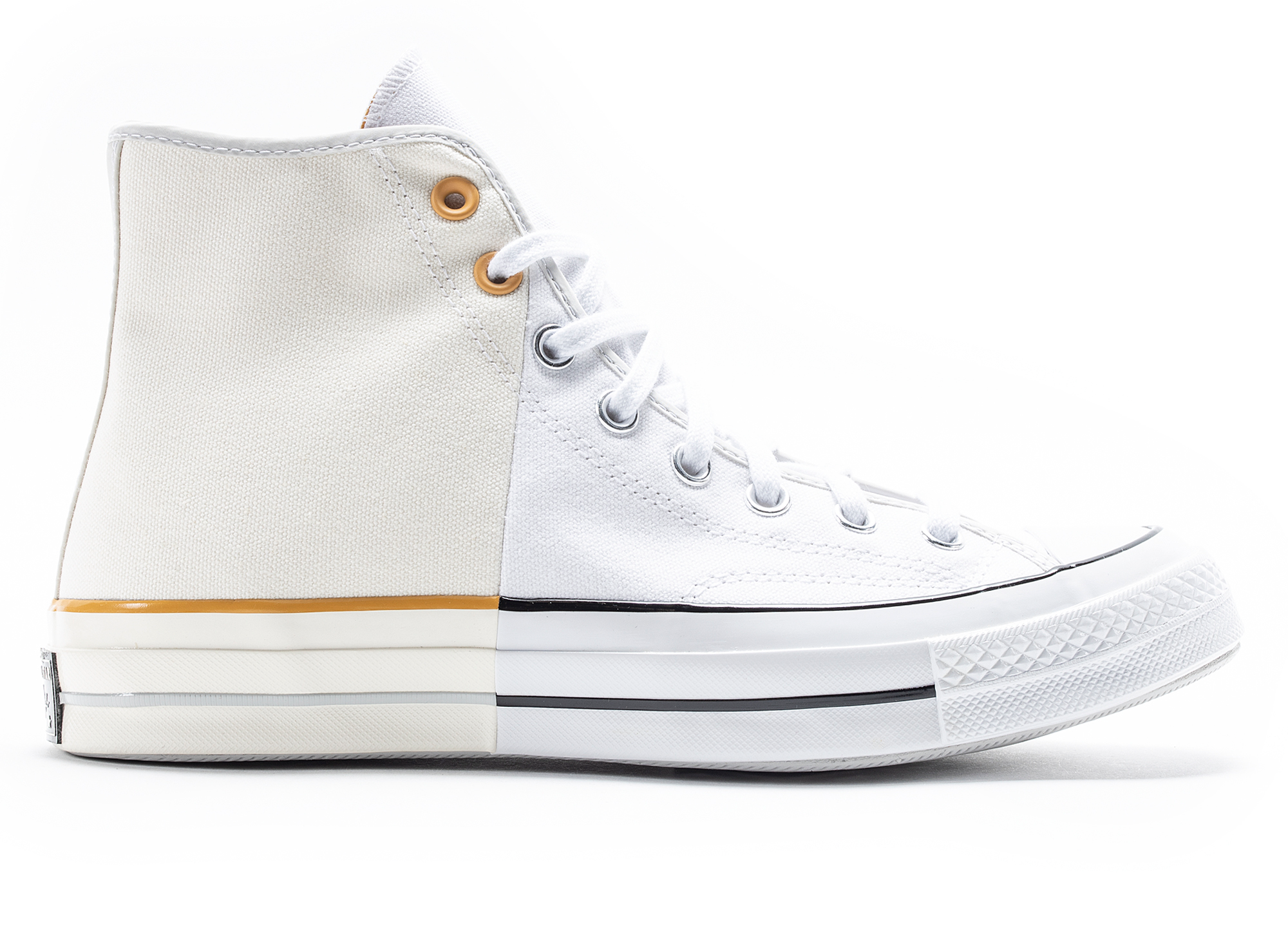 Chuck 70 Hi '1980's Pack' in White