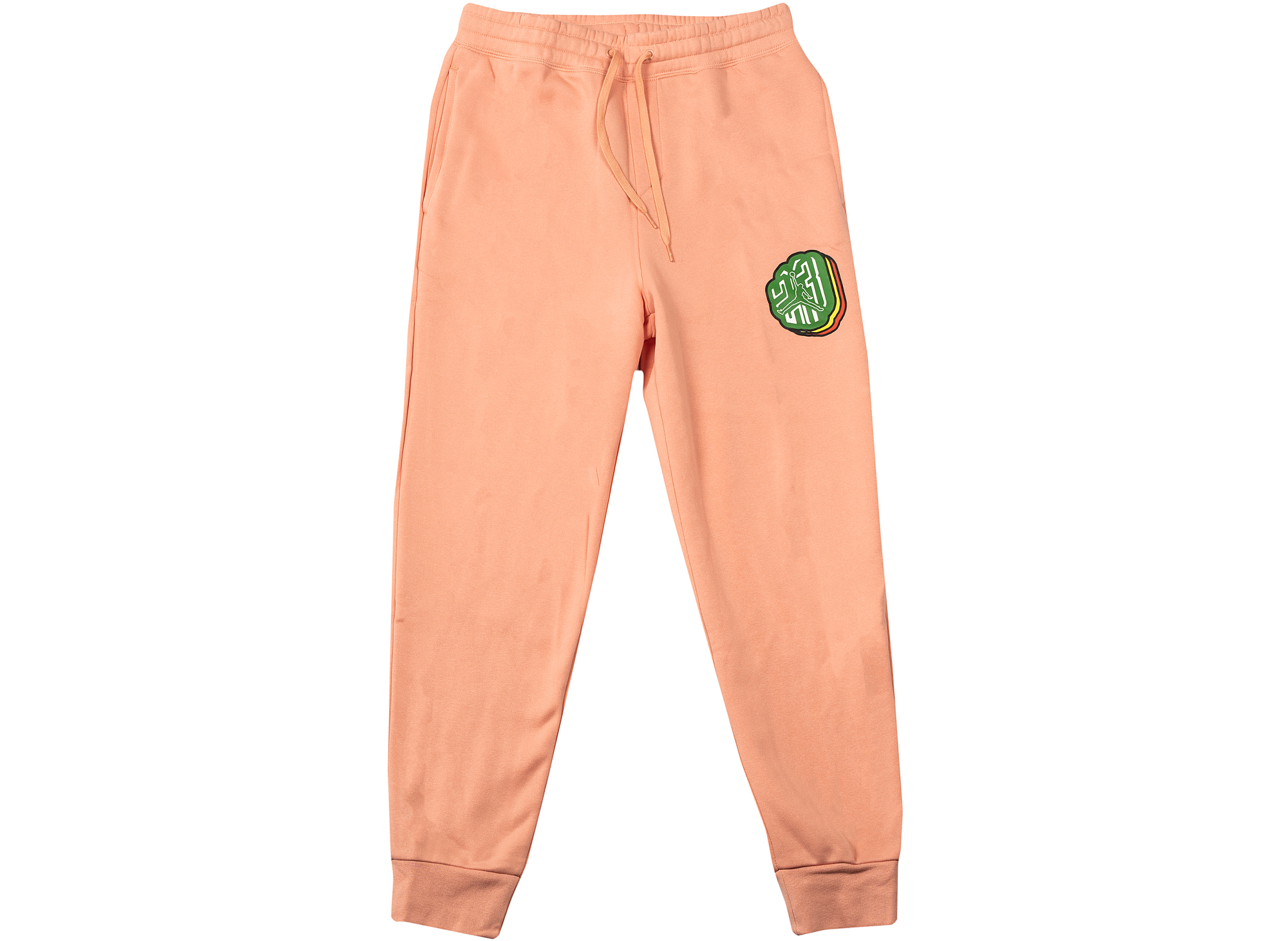 Jordan Jumpman Sticker Pants in Pink