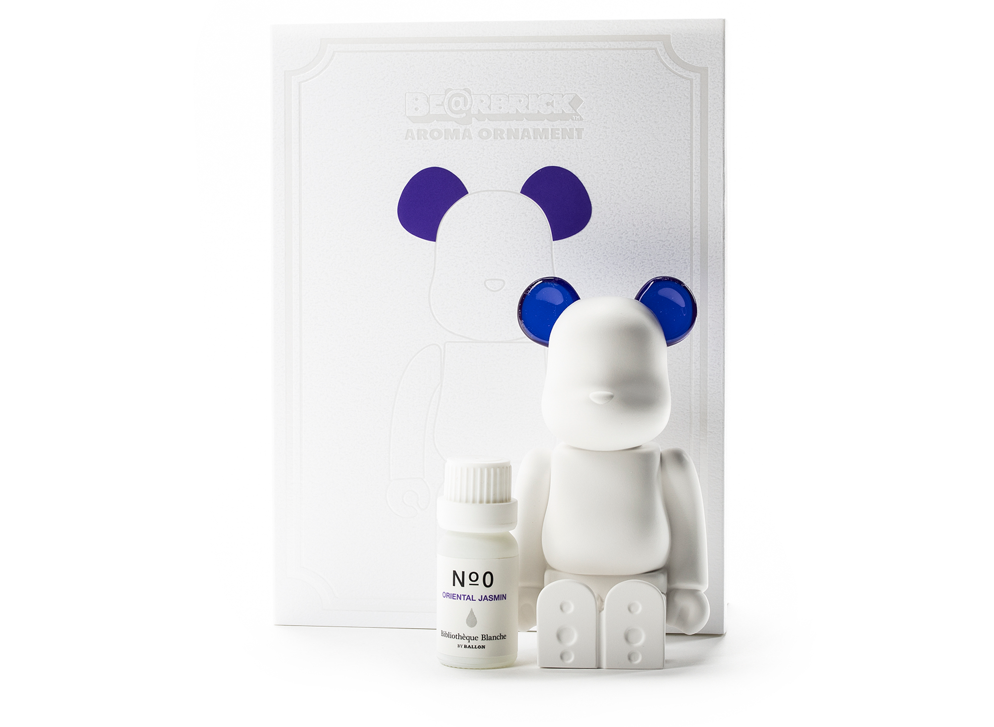 Ballon x Medicom Toy Bearbrick Aroma Ornament No.0 - Purple