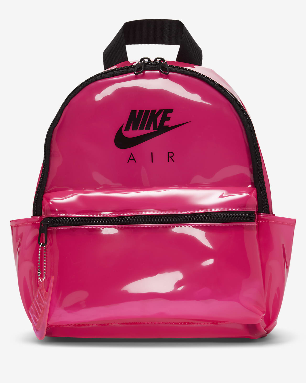Nike Just Do It Mini Backpack in Pink