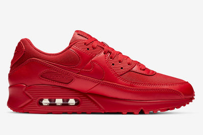 Nike Air Max 90 'Triple Red' xld