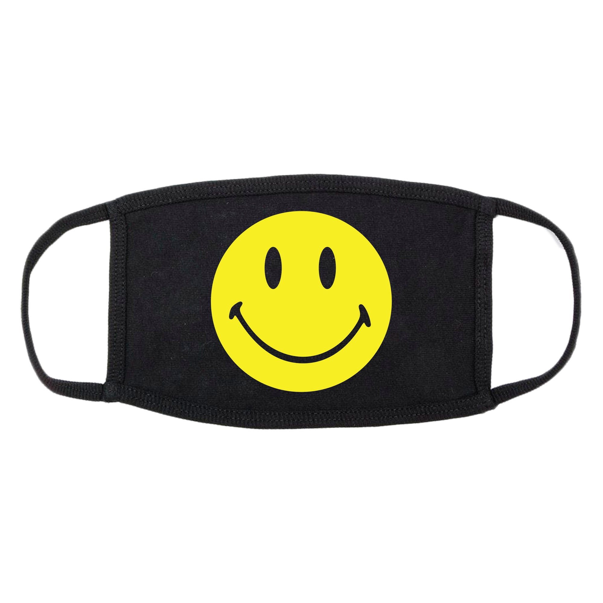 Chinatown Market Smiley Logo Face Mask