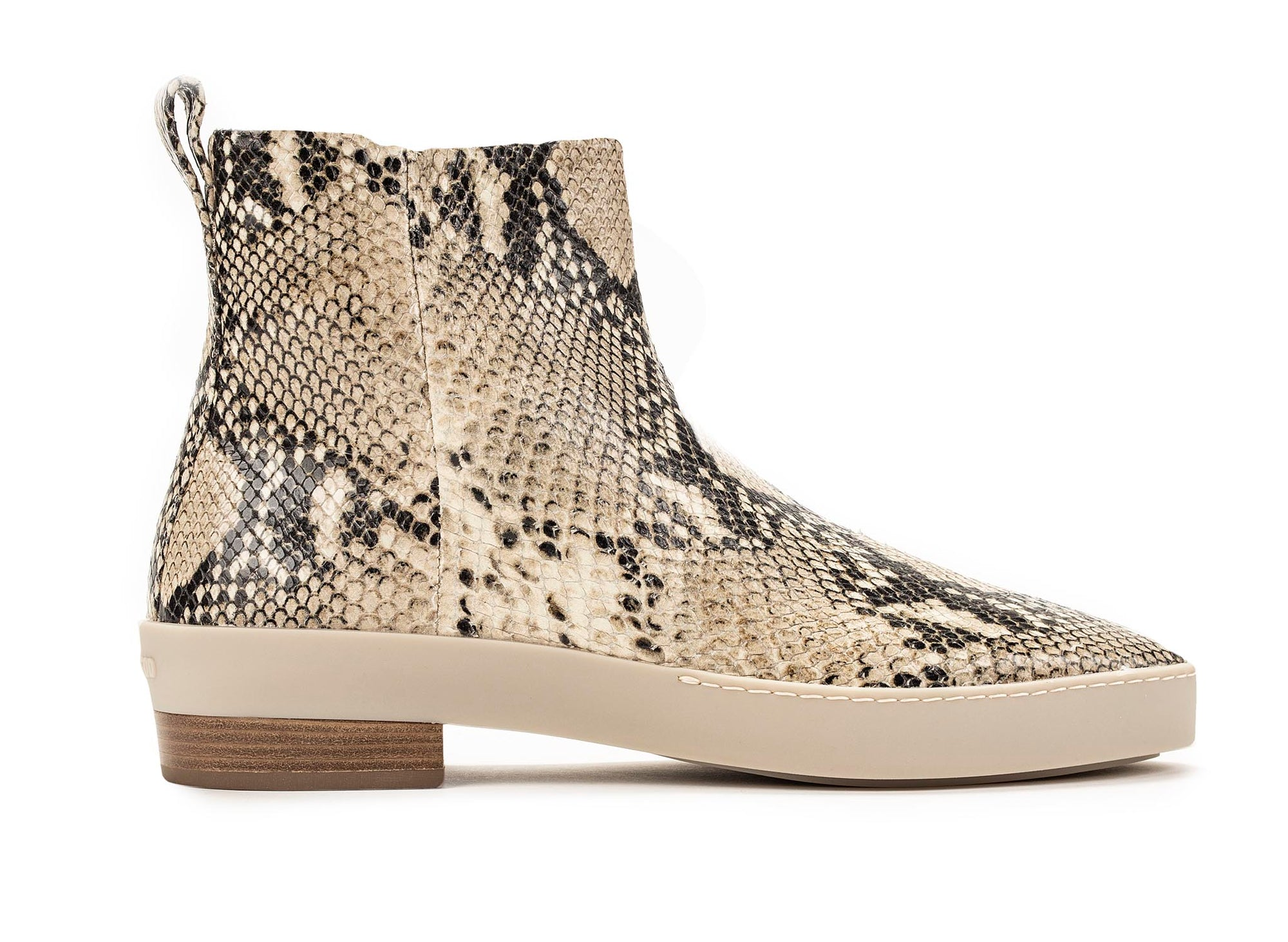 Fear of God Chelsea Santa Fe Boot 'Rust Embossed Snakeskin Print'