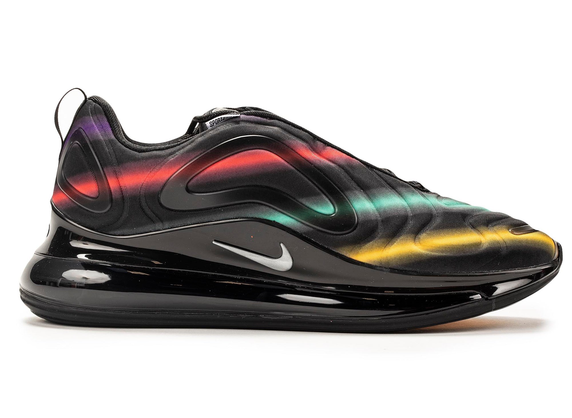new product 08d45 6cf52 Nike Air Max 720 'Neon Lights'