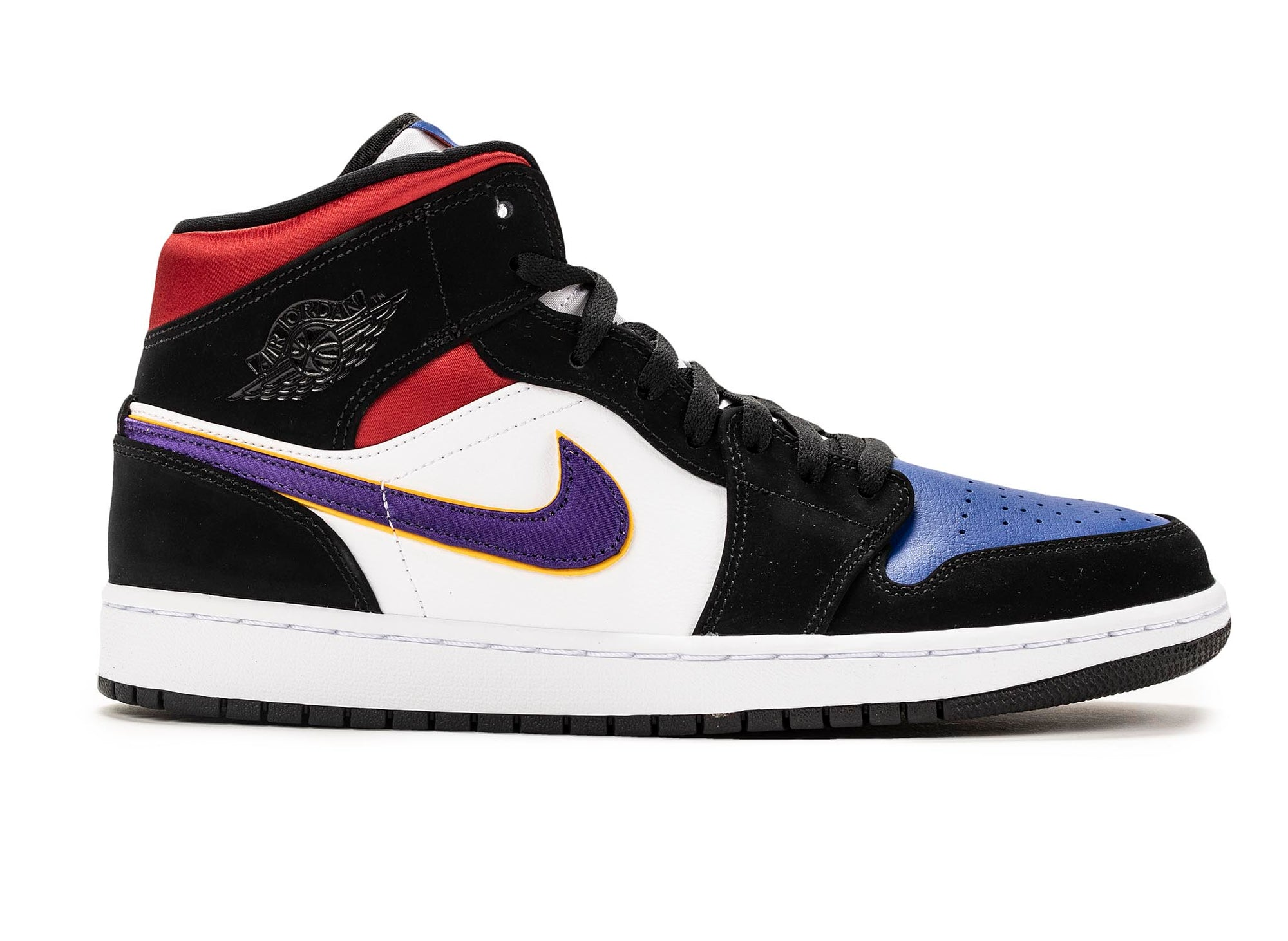 Air Jordan 1 Mid SE 'Lakers Top 3'
