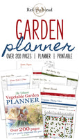 The Ultimate Vegetable Garden Planner