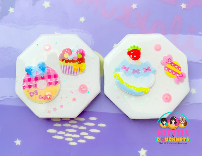Lovely sweets 2x count pattern weights