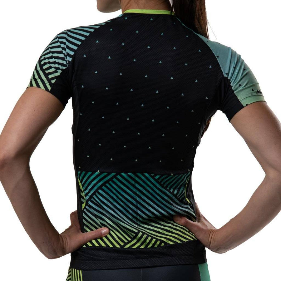 WOMEN'S OPTIC MK1 TRI JERSEY JERSEY Mach Apparel