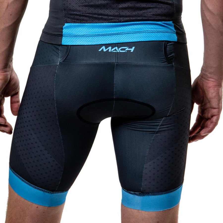 MEN'S MACH ONE MK1 TRI SHORTS SHORTS Mach Apparel