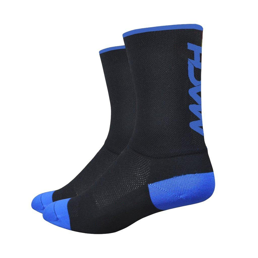 "MACH ONE 6"" CUFF SOCKS SOCKS Mach Apparel"