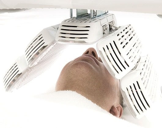 LED Light Therapy East Brisbane QLD Aesthetics Clinic.