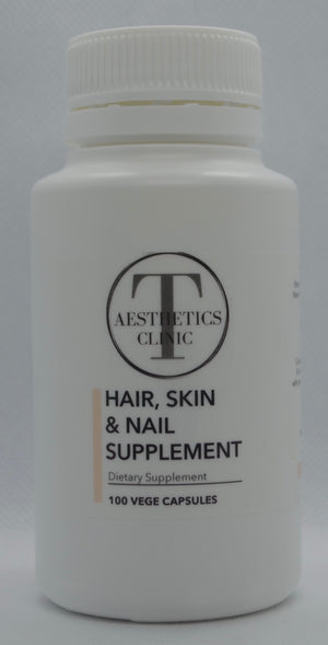 Hair, Skin & Nails Supplement capsule
