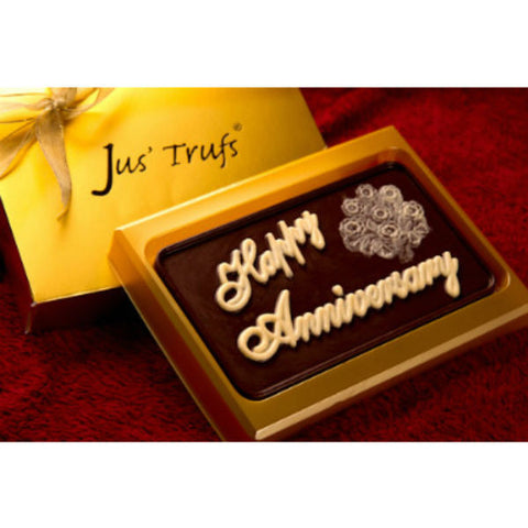 Happy Anniversary Chocolate Gift Box - Giftingnation