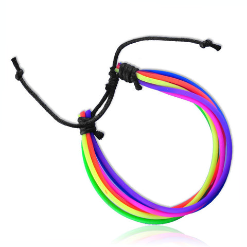 Colour String Bracelet