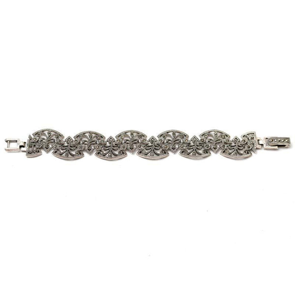 Fashionable Sterling Silver Bracelet