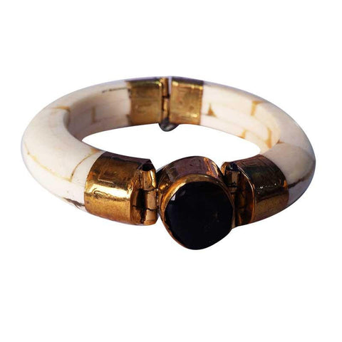 Stylish White Bangle For Women