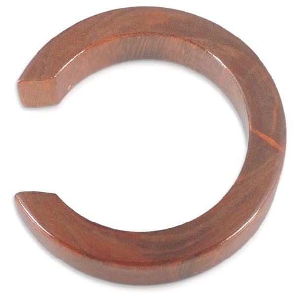 Brown Crescent Bracelet