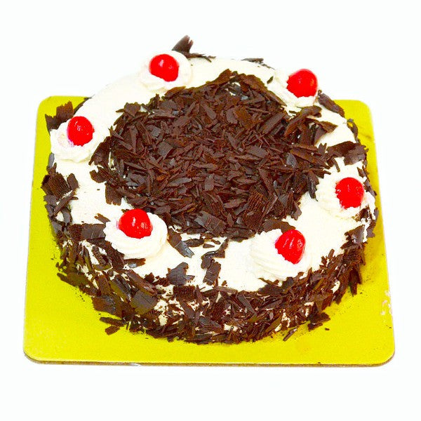 Delicious Black Forest Fresh Cream Cake