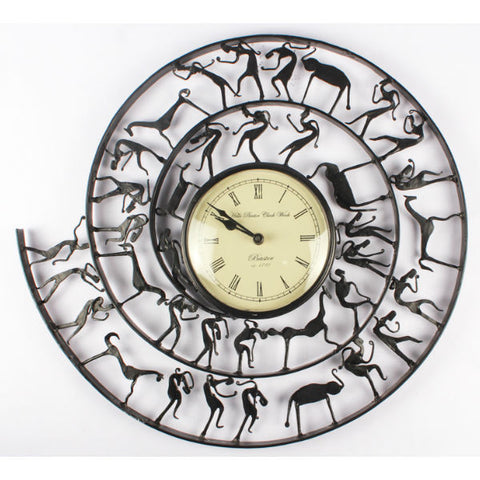 Tribal Wall Clock - Giftingnation - 1