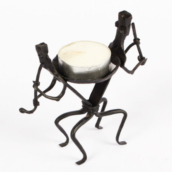 Candle Stand with Figurines - Giftingnation - 1