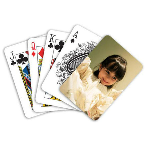 Personalized Playing Cards - Giftingnation