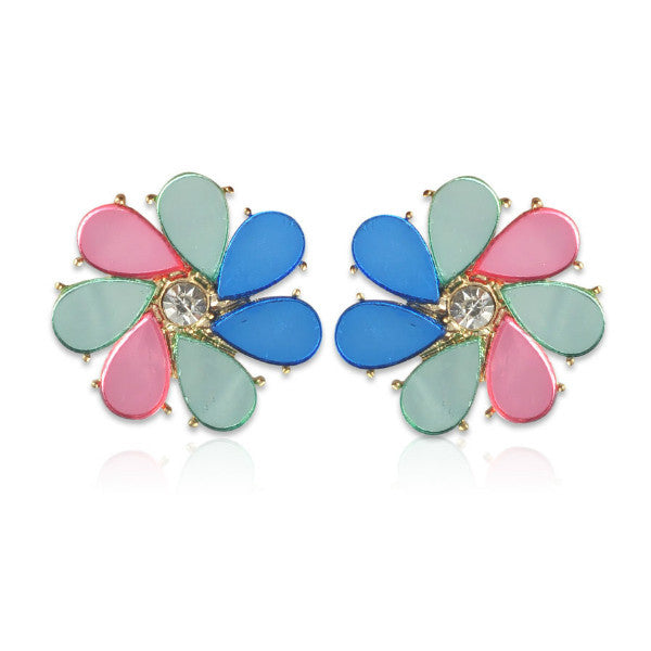 Floral Affair Earrings - Giftingnation - 1