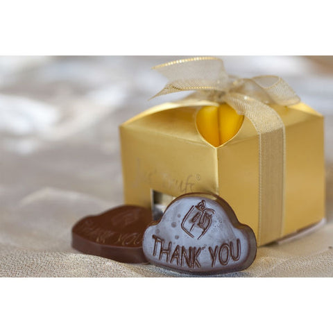Thank You Personalised Chocolate Gift Box (250 Gms) - Giftingnation